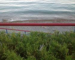 На море вечером * марина * цифровая фотография