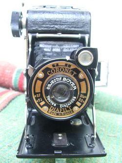 Винтажная фотокамера * объект * цифровая фотография