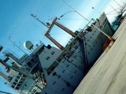 Корабли в Ялте * объект * пленочная фотография