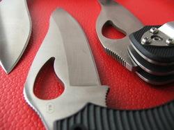 Складные ножи Byrd * объект * цифровая фотография