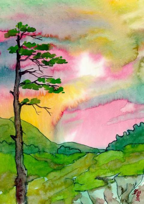Распечатать на тему рисунки про осень